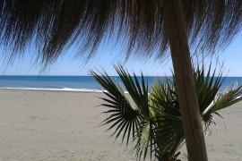 Vistas desde Chiringuito Marina Playa